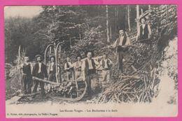 88 - PETIT METIER , Forestier , Foret Les Hautes Vosges, Les Bucherons - Unclassified