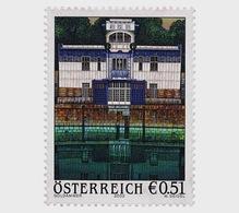 Austria 2002 Set - Modern Art In Austria - Karl Goldammer - 1945-.... 2nd Republic