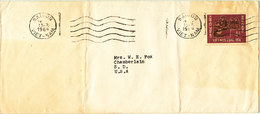 Vietnam Cover Sent To USA Saigon 13-5-1969 (the Cover Is Bended 2 Times) - Vietnam