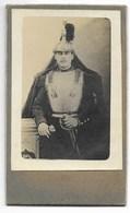 Photo CDV 6,5x10,5 - Portrait De Militaire Du 5e Régiment... - Guerre, Militaire