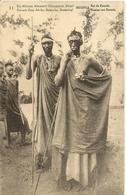 Musinga Occupation Belge ( Voir Timbre - Rwanda