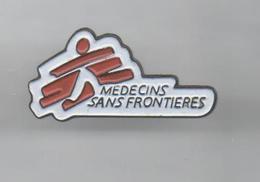 PINS PIN'S PHARMACIE SANTE MEDECINE MEDECINS  SANS FRONTIERE - Medical