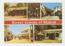 CT--02414-- STREET SCENES OF MALINDI-FRANCOBOLLO ( PAPILIO DEMODOCUS-MANINGA - Kenya