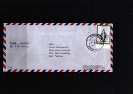 Panama Interesting Airmail Letter - Panama