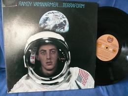 Randy Vanwarmer - 33t Vinyle - Terraform - Disco & Pop