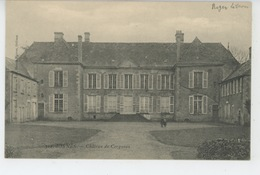 JOSNES - Château De CERQUEUX - France