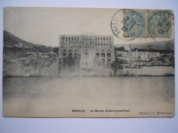 Monaco Le Musée Océanographique - Ozeanographisches Museum