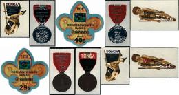 Ref. 39930 * NEW *  - TONGA . 1973. COMMONWEALTH GAMES. JUEGOS DE LA COMMONWEALTH - Tonga (1970-...)