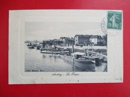 CPA 78 ANDRESY LES GUEPES PENICHE BATEAUX - Andresy