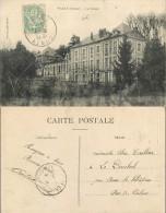 D- [511632] Carte-France  - (80) Somme, Wailly, Le Château - France