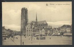 +++ CPA - MALINES  MECHELEN - La Cathédrale St Rombaut - Nels   // - Malines