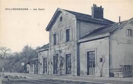 94-VILLECRESNES- LA GARE - Villecresnes