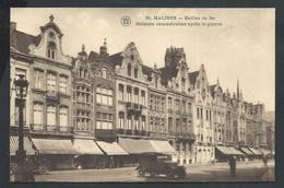 +++ CPA - MALINES  MECHELEN - Bailles De Fer - Maisons Reconstruites Après La Guerre  // - Malines