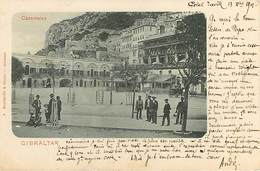 Gibraltar : Casemates - Gibraltar