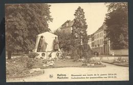 +++ CPA - MALINES  MECHELEN - Monument Aux Morts De La Guerre 1914-18 - Nels  // - Malines