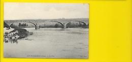 AZY Sur MARNE Lavandières Au Pont (ND Phot) Aisne (02) - France