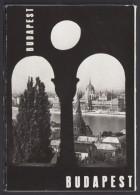 """""""Budapest"""", Mappe Mit 14 S/w-Fotokarten, Wohl 70er Jahre - Ungarn"""