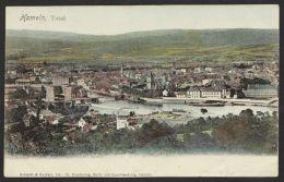 """""""Hameln"""", Totale, Farbig, 1900 Gelaufen - Hameln (Pyrmont)"""