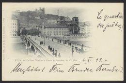 """""""Lyon"""", 1899 Nach Deutschland Gelaufen - Ohne Zuordnung"""