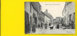 COINCY Rue Des Savarts (Hurquin) Aisne (02) - France