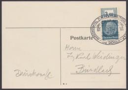 """MiNr. 514 OR, """"Marschpoststempel"""", Dresden-Hof-Nürnberg, 5.9.38 - Briefe U. Dokumente"""