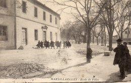34 HERAULT - MARSILLARGUES Ecole De Filles - France