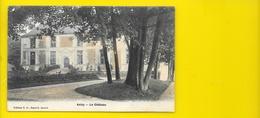 ANIZY Colorisée Le Château (T.D. Breger) Aisne (02) - Frankrijk