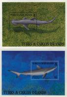 Ref. 90056 * NEW *  - TURKS AND CAICOS Islands . 1993. MARINE FAUNA. FAUNA MARINA - Turks And Caicos
