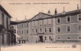 Gers  -  Auch - Quartier Espagne  - Cavalerie 9ème Chasseur - LUX -  SC72-2 -  R/v - Autres Communes