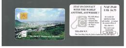 ST MAARTEN (ST. MARTIN)   - 1996 SIMPSONBAY LAGOON                                     - USED   RIF. 10781 - Antilles (Netherlands)