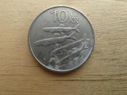 Islande  10  Kronur  1984  Km 29 - Islande