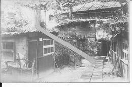 Aout 1918 Chevincourt Abris Allemands Dans Des Carrières Et Creutes 1 Carte Photo Ww1 14-18 - Guerre, Militaire