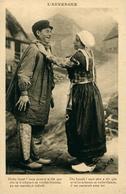 AUVERGNE En Patois Dis Joseph - Costumes
