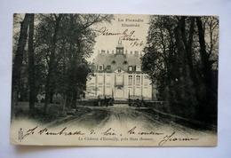 80 - LE  CHATEAU D'ESTOUILLY Près HAM - France