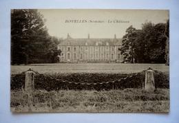 80 - BOVELLES -   LE  CHATEAU - France