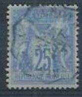 """FRANCE : Y&T (o) N° 78 """" Type Sage """" 4 Couleurs Diff""""rentes - 1876-1878 Sage (Type I)"""