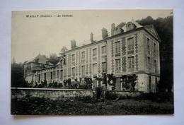 80 - WAILLY  -  Le  Chateau - France