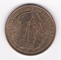 MDP MONNAIE DE PARIS LOURDES 65LOU6/03 Un Peuple De Toutes Les Nations 2003   Jeton Médaille - Monnaie De Paris