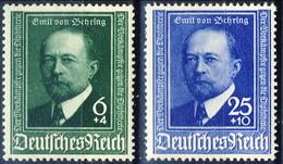 Germania Terzo Reich 1940 UN Serie N. 684-685 MH  Cat € 4 - Germania