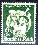 Germania Terzo Reich 1941 UN Serie N. 686 MNH Postfrisch Cat € 6,50 - Germania