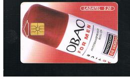 MESSICO (MEXICO) - 1996 OBAO FOR MEN  - USED - RIF.   10783 - Mexico