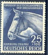 Germania Terzo Reich 1941 UN Serie N. 703 MH Cat € 4 - Germania