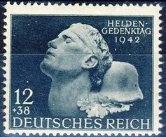 Germania Terzo Reich 1942 UN N. 736 MNH Cat. € 2,40 - Germania