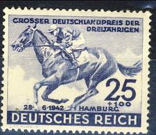 Germania Terzo Reich 1942 UN N. 738 MH Cat. € 6 - Germania