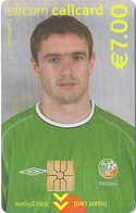 Ireland - Eircom - FIFA World Cup 2002 - Colin Healy - 2002, 7€, 7.000ex, Mint Perfect (check Photos!) - Ireland