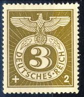 Germania Terzo Reich 1943 UN N. 749 MH Cat. 0,35 - Germania