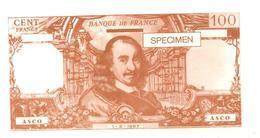 Billet Scolaire De 100 Francs édité Par La Société ASCO à Juziers - Books, Magazines, Comics