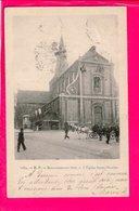 Cpa  Carte Postale Ancienne  - Boulogne Sur Mer Eglise St Nicolas - Boulogne Sur Mer