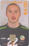 Ireland - Eircom - FIFA World Cup 2002 - Dean Kiely - 2002, 4€, 7.000ex, Mint Perfect (check Photos!) - Ireland
