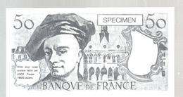 Billet Scolaire De 50 Francs édité Par La Société ASCO à Juziers - Books, Magazines, Comics